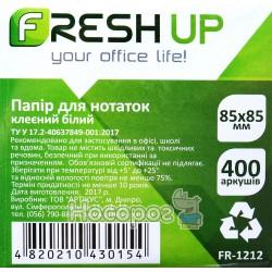 Папір для нотаток Fresh Up FR-1212