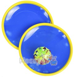 Игра-ловушка (мяч, две тарелки) мультфильм