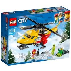 "Конструктор Lego ""Гелікоптер швидкої допомоги"" 60179"
