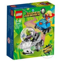 Конструктор LEGO Mighty Micros Супердівчина проти Брей 76094