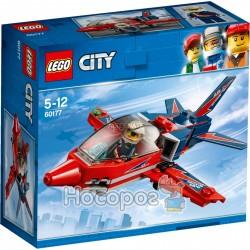 Конструктор LEGO Самолет на аэрошоу 60177