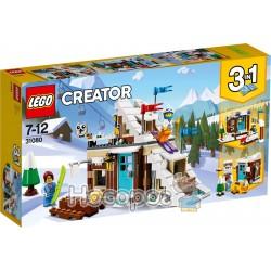 Конструктор LEGO Creator Модульный набор «Зимние каникулы» 310801080