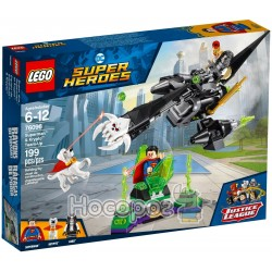 Конструктор Команда Супермена і Крипто 76096