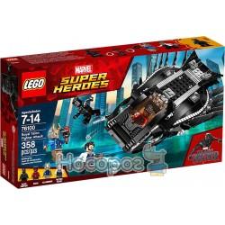 Конструктор LEGO Super Heroes Атака королівського винищувача 76100