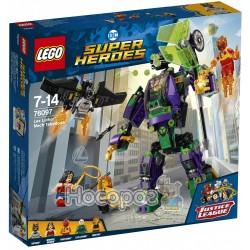 Конструктор LEGO Робоштурм Лекса Лютора 76097