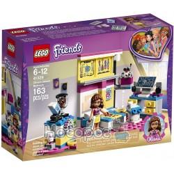 Конструктор LEGO Спальня-люкс Оливии 41329