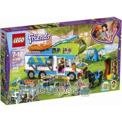 Конструктор LEGO Friends Будинок на колесах Мії 41339