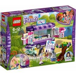 Конструктор LEGO Friends Мольберт Емми 41332