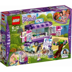 Конструктор LEGO Friends Мольберт Эммы 41332