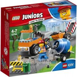 Конструктор LEGO Juniors Грузовик технической помощи 10750