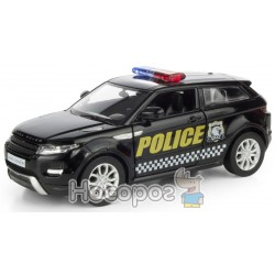 Машинка Uni-Fortune LAND ROVER EVOQUE-POLICE CAR 554008P