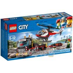 Конструктор LEGO City Перевозка тяжелых грузов 60183