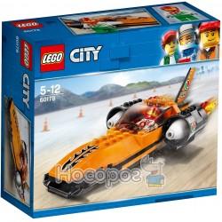 Конструктор LEGO City Победитель гонки 60178