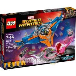 """Конструктор Lego """"Милано против Абилиска"""" 76081"""