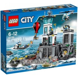"""Конструктор LEGO """"Остров-тюрьма"""" 60130"""
