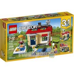 Конструктор LEGO Отдых у бассейна 31067