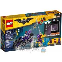 Конструктор LEGO Погоня за Женщиной-Кошкой 70902