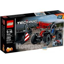 Конструктор LEGO Погрузчик с телескопической стрелой 42061