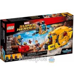 """Конструктор LEGO """"Месть Аеши"""" 76080"""