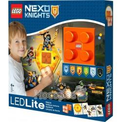"""Світлодіодний нічник Лего """"Некзо Найтс"""" LGL-NI7"""