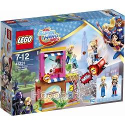 Конструктор LEGO Харли Квинн приходит на помощь 41231