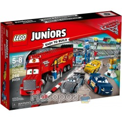 """Конструктор LEGO """"Финальный заезд гонки """"Флорида 500"""" 10745"""
