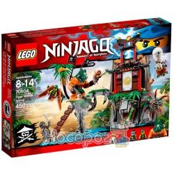 """Конструктор LEGO """"Острів Тигрячої вдови"""""""