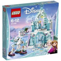 Конструктор LEGO Чарівний крижаний палац Ельзи 41148