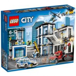 "Конструктор LEGO ""Поліцейська дільниця"" 60141"