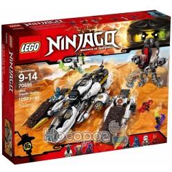 """Конструктор LEGO """"Ультрасекретный рейдер"""" 70595"""