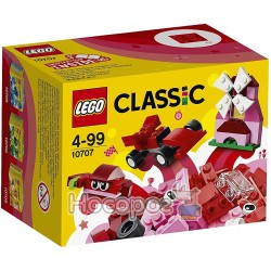 Конструктор LEGO Красная коробка для творчества 10707