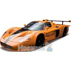Автомодель - MASERATI MC12 (оранжевый, 1:24) Bburago 18-21078