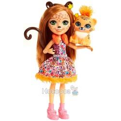 "Кукла Mattel Enchantimals ""Гепард Черниш"""