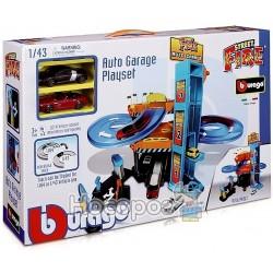 Игровой набор Bburago - ПАРКИНГ 18-30361
