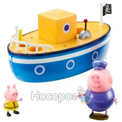 Игровой набор Peppa - Морское приключение Peppa 05060