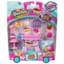 """Игровой набор Shopkins S8 серии """"Кругосветное путешествие"""" - Французские сладости"""