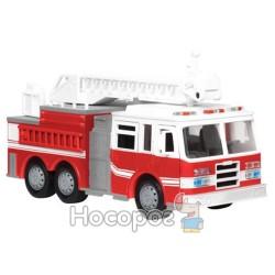 Автомодель серии Driven Mini – Пожарная машина (свет, звук) Driven WH1007Z