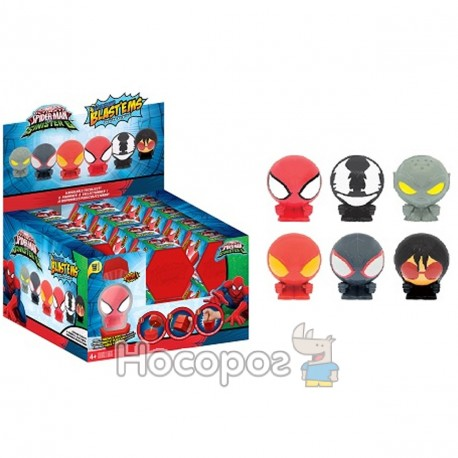 Фигурки Бластемс Tech4Kids Spiderman 59010 ассорти