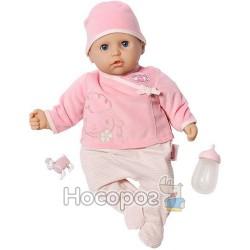 Интерактивная кукла Zapf Creation My First Baby Annabell - Настоящая малышка