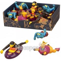 Игрушка - ВЕСЕЛЫЕ ПЛОВЦЫ (для игры в ванной) Battat BX3107GTZ