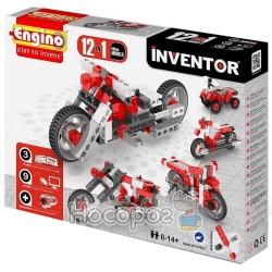 Конструктор Engino Inventor 12 в 1 - Мотоциклы 1232