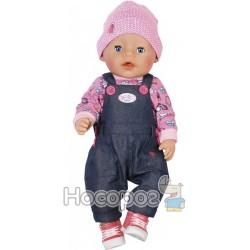 Кукла Zapf Creation Baby Born - Джинсовый стиль 824238