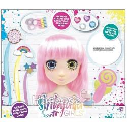 Кукла-манекен Shibajuku Girls - Модница HUN6460