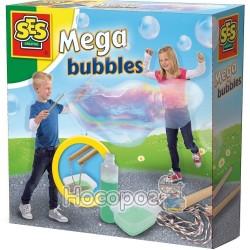 Набор для создания гигантских мыльных пузырей Ses Мега 02251S