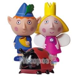 """Набор игрушек-брызгунчиков Ben&Holly's Little Kingdom """"Маленькое королевство Бена и Холли"""" - Друзья"""