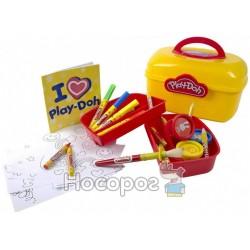 Набор для творчества Hasbro Арт-саквояж Play-Doh