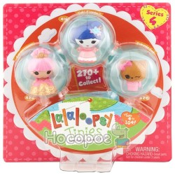 "Набор с куклами крошками Lalaloopsy ""Юки Сакура и Принцесса"" 539841"