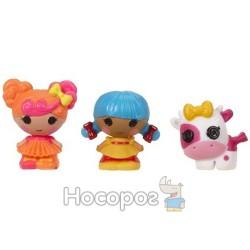 "Набор с куклами крошками Lalaloopsy ""Карамелька и сказочница"" 534211"