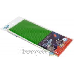 Набор стержней для 3D-ручки 3Doodler Start 3DS-ECO07-GREEN-24