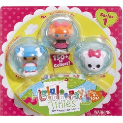 "Набор с куклами крошками Lalaloopsy ""Снежинка и умница отличница"" 5315"